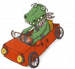Pelle-krokodil
